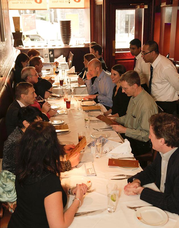 Indian restaurant, Haymarket, Edinburgh